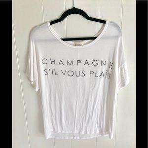 White vintage graphic t shirt
